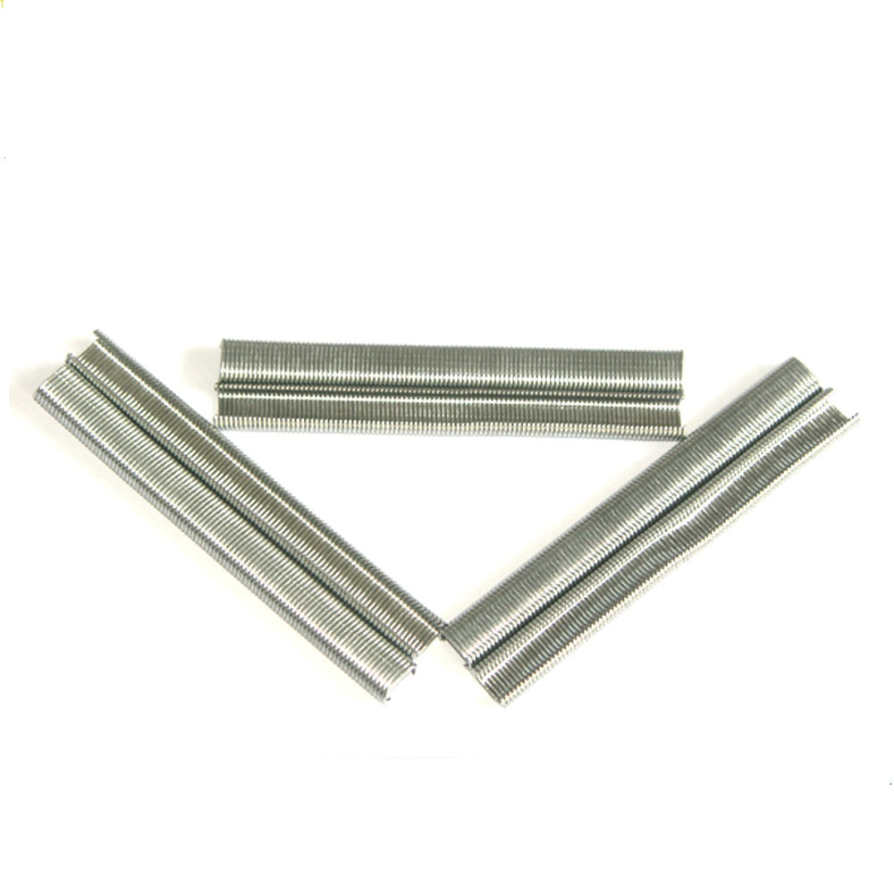 "SC760 16 Gauge 1/2"" C Ring Staples in 304 Stainless Steel for SC760B C Ring Gun Tools Inside Diameter of 3.2-4.8mm"