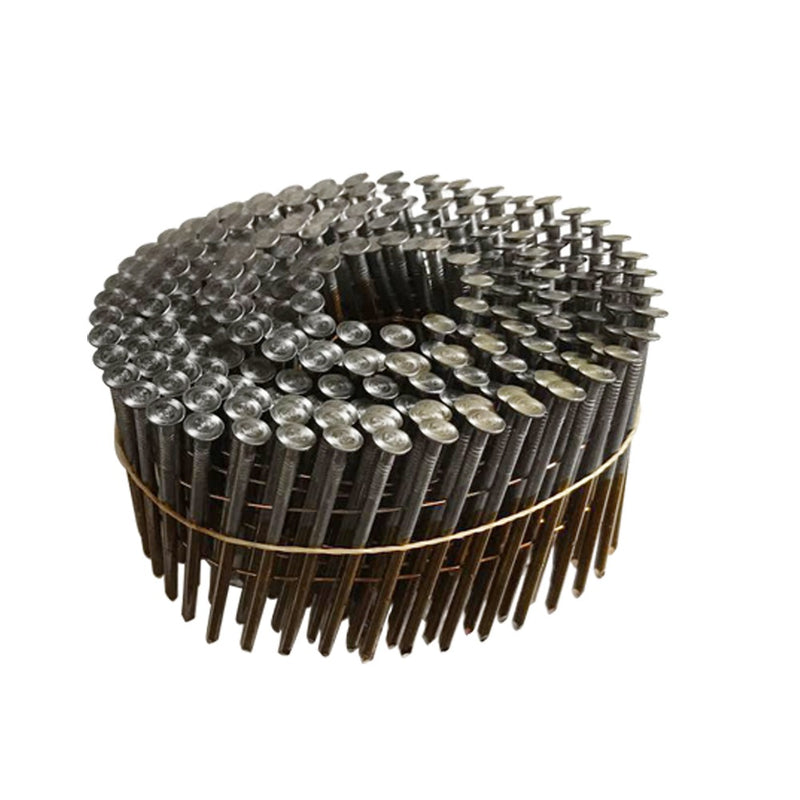 Wire Smooth Shank Coil Nails