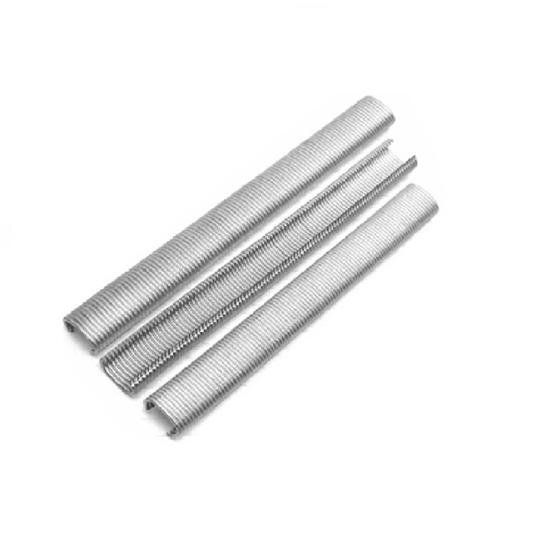 16 Gauge 1-Inch Wide Crown x 1-1/2-Inch Length Galvanized Construction Staples Heavy Wire Staples 10,000 PCS per box