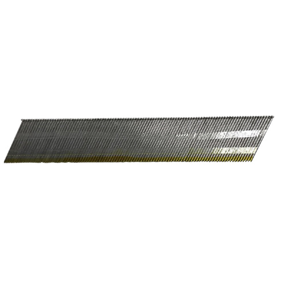 15 Gauge 34 Degree DA Series 2-Inch Length Bright Finish Angled Finish Nails Strip Nails 4000 Pieces/ Box