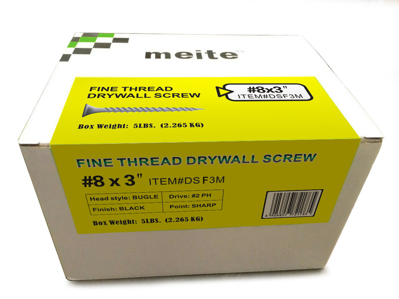 Drywall Screws 2'' Fine Thread