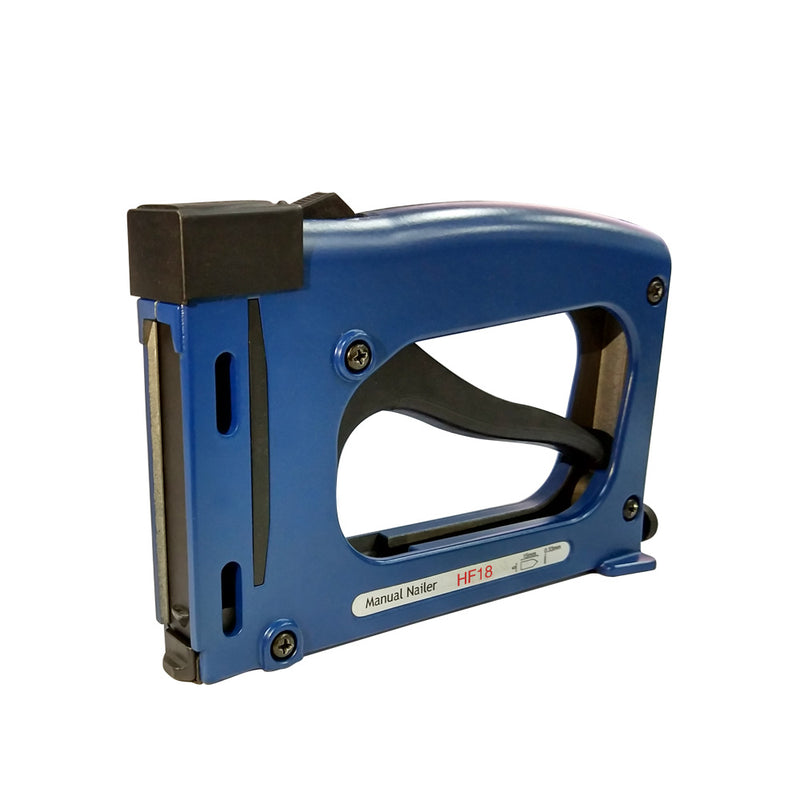 18 Gauge 3/4'' Flex Point Manual Picture Framing Stapler - Meite USA
