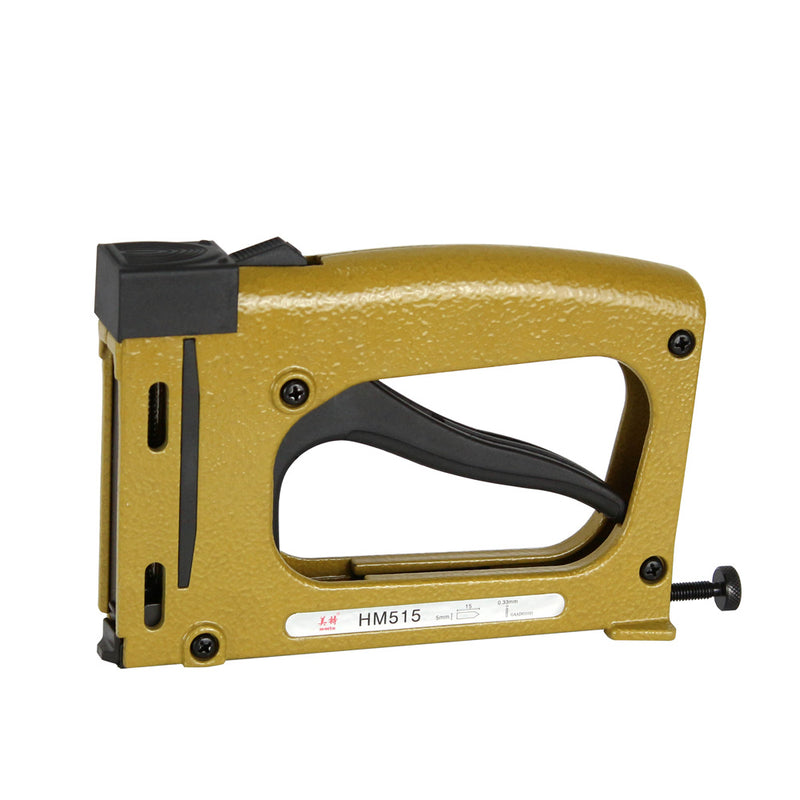 "5/8"" Flex Point Manual Picture Framing Stapler - Meite USA"