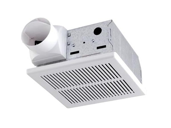 Recessed Exhaust Ventilation Fan with Quiet Motor - Meite USA