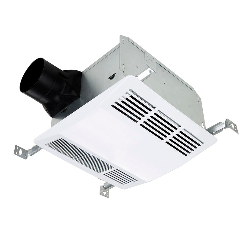 Recessed Exhaust Ventilation Fan Bath Fan with Heater--Model MB14H-110 - Meite USA