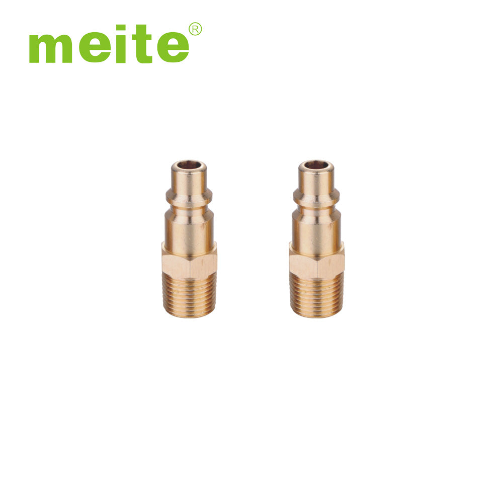 Brass Male Quick Coupler Air Hose Connector