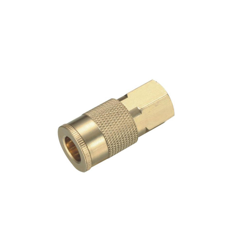 Industrial Brass Thread Female Quick Coupler air hose connector