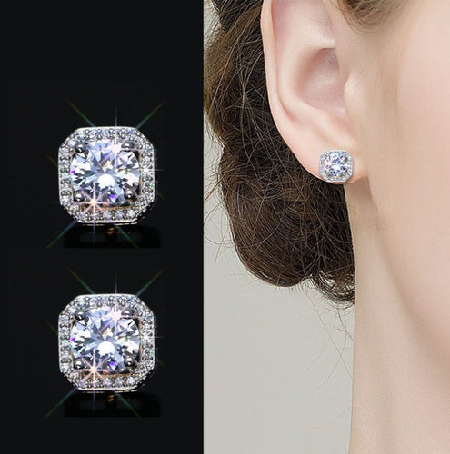 Female Crystal Earrings
