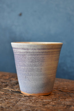 Purple Mug - Light | Kinyo - Rouge Flambe | Glazed