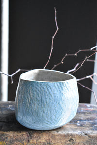 Blue Bowl | S | Triangle Shape | Contemporary Design by Pachana Studio
