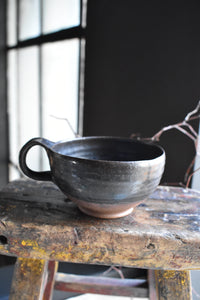 Delicate Black Tea Cup | S | Contemporary Design by Pachana Studio