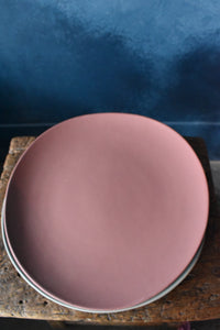 Pastel Plates XL | Uneven Shape | 2 Colours