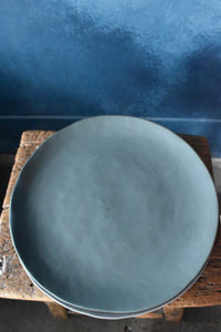 Pastel Plate XXL | Uneven Shape | 2 Colours