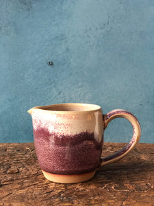 Large Mug, Special Colour, Purple/White