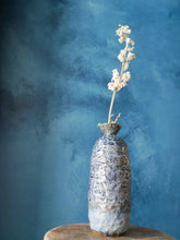 Tall Handmade Vase | Shades of Blue | PaChaNa Studio