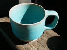 Coffee cup - Turquoise