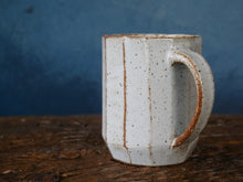 Mug with handle - Shiny White