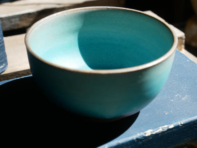 Turquiose Small Bowl