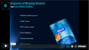 Share Trading and Investment Course
