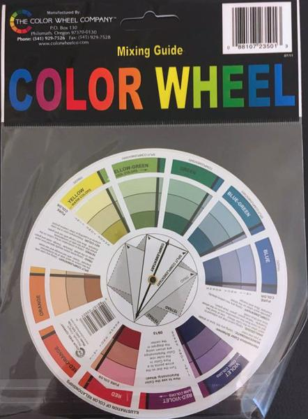 Pocket Colour Wheel by the Colour Wheel Company