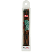 KnitPro Double-pointed knitting needles, natural, 15cm by Prym
