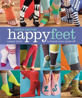 Happy Feet: Unique Knits to Knock Your Socks Off!