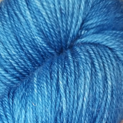 Mercashsilk Sock Yarn by Elegantly Twisted