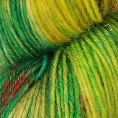 Sock Weight Yarn by Elegantly Twisted