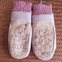 Do It Yourself Mittens by Hooked Creations NL