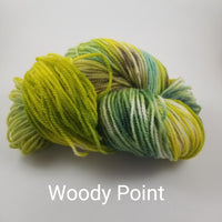 Wild Woolies by Foggy Rock Fibres