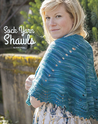 Sock Yarn Shawls Collection