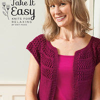 Take it Easy: Knits for Relaxing