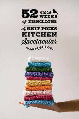 52 More Weeks of Dishcloths - 2015 Pattern Collection
