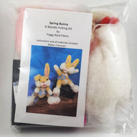 Needle Felting Kits by Foggy Rock Fibres