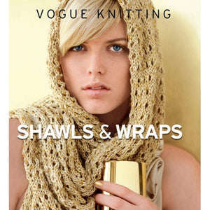 Vogue Knitting Shawls & Wraps
