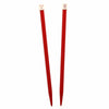 "KNITTING ESSENTIALS Kids 25cm (10"") Single Point Knitting Needles"
