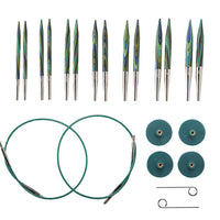 Options Short Interchangeable Caspian Needle Set