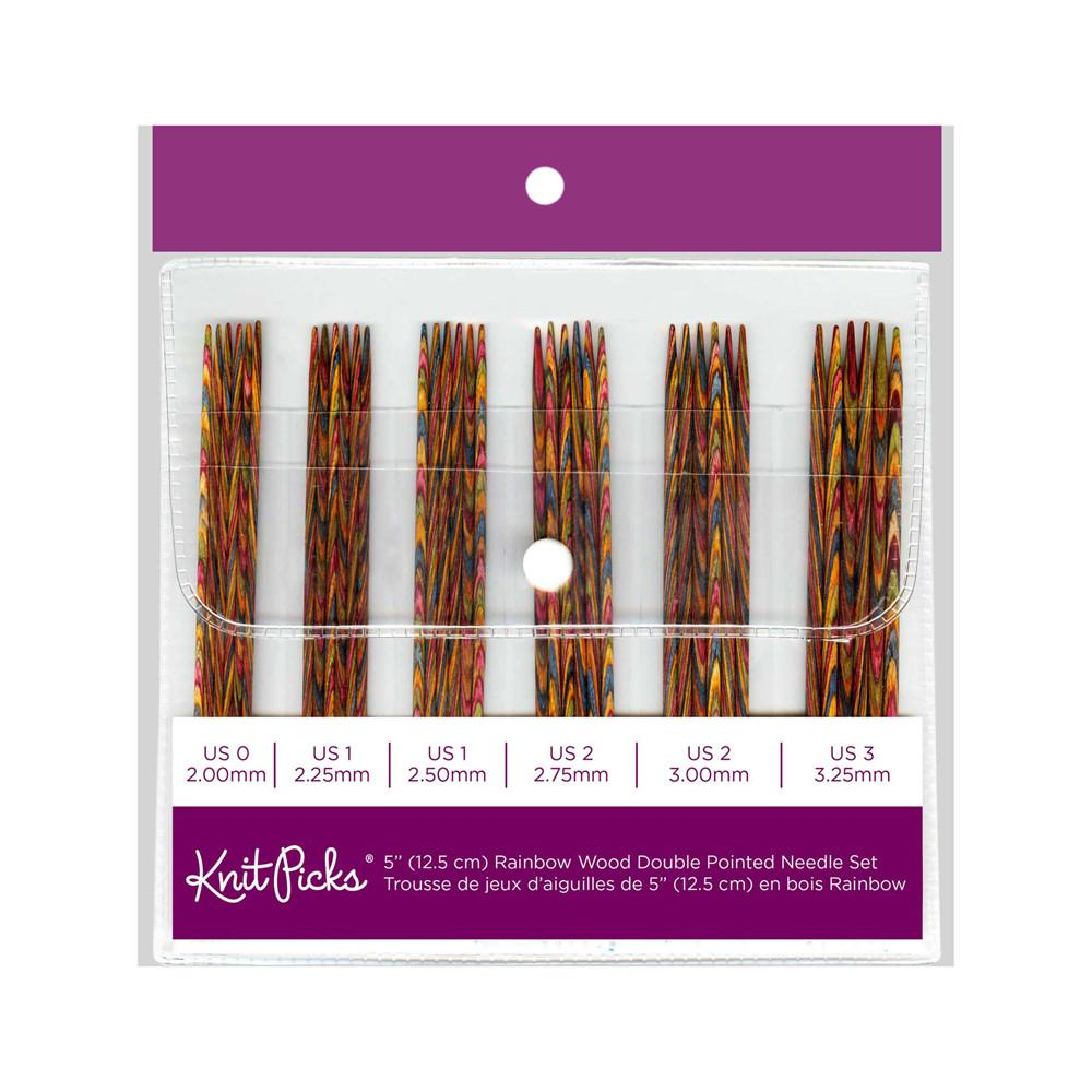 "KNIT PICKS Double Point Knitting Needle Set 15cm (6"")"