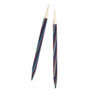 "KNIT PICKS Foursquare Majestic Wood Interchangeable Circular Needle Tips 12cm (5"")"