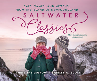 SALTWATER CLASSICS by Christine LeGrow & Shirley A. Scott