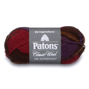 Classic Wool DK Superwash by Patons