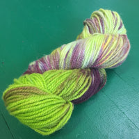 Worsted Weight Yarn by Wooly Hooker