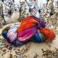 Spectacle Head Yarn by Foggy Rock Fibres