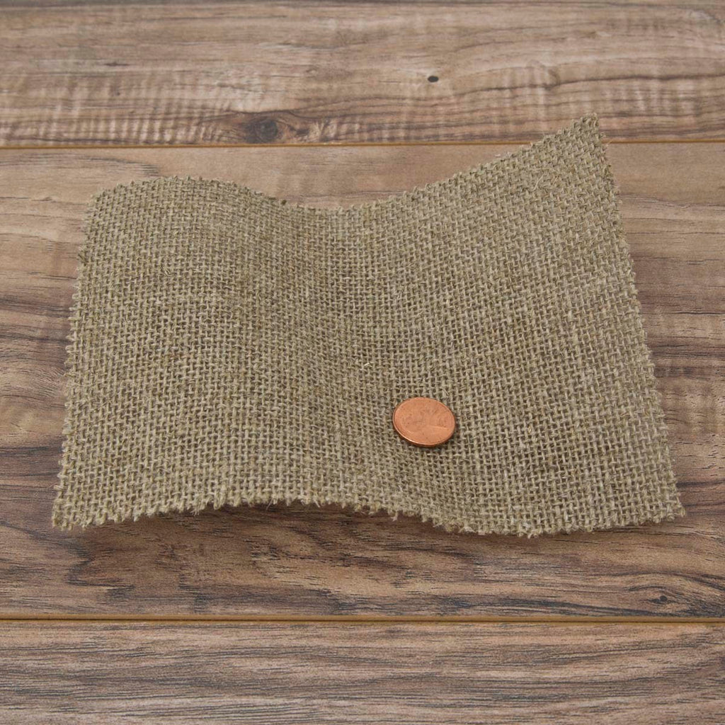 Heavy Weight Natural Linen Fabric by Ulster Linen