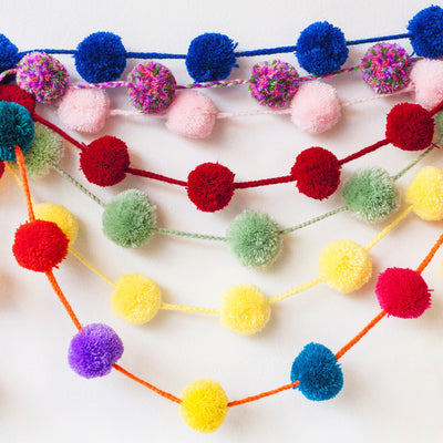 Pom Pom Creations for Kids (6+)