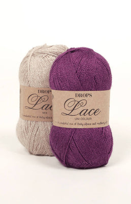 Garn Studio Drops Lace