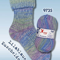Frozen XL 8-ply Sock Yarn by Opal