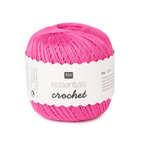 Essentials Crochet by Rico
