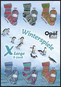 OPAL SOCK YARN WINTERSPIELE X-LARGE 8TR