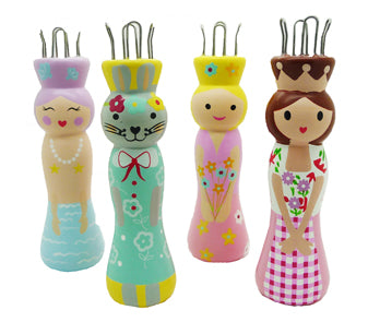 Floss & Rock Knitting Doll (Assorted)